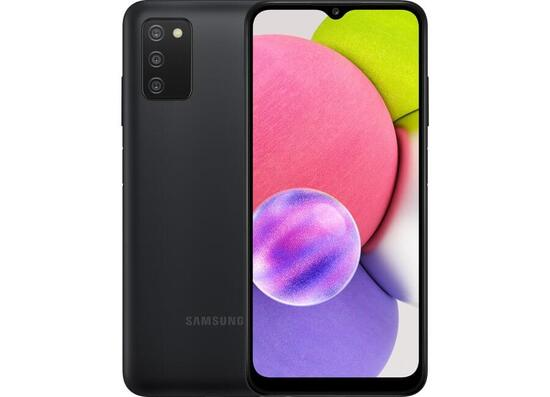 Samsung A037F Galaxy A03s (3GB/32GB) Dual Sim LTE - Black