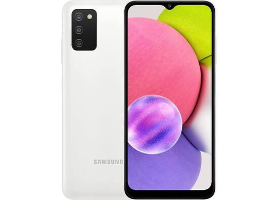 Samsung A037F Galaxy A03s (3GB/32GB) Dual Sim LTE - White