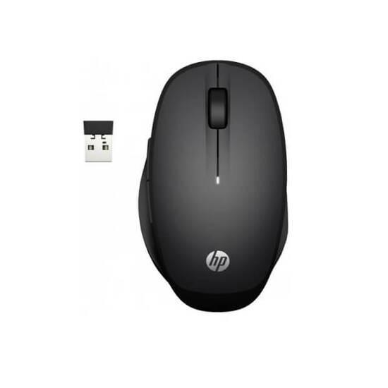 HP Dual Mode Black Mouse - 6CR71AA