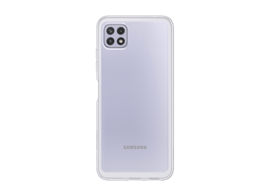Samsung Galaxy A22 Soft Clear Cover Transparent (EF-QA225TTEGRU)