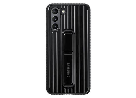Samsung Galaxy S21 Protective Standing Cover Black (EF-RG991CBEGRU)