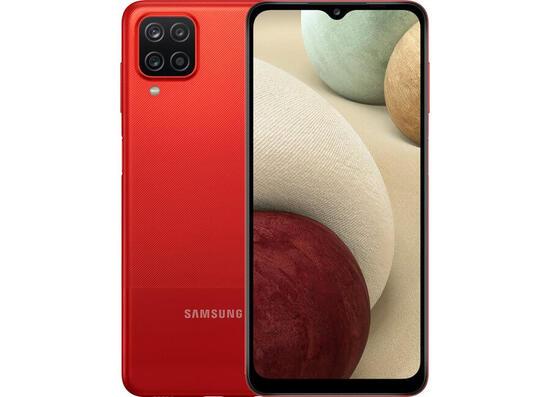 Samsung A127F Galaxy A12 (4GB/64GB) Dual Sim LTE - Red