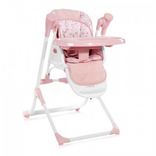 Lorelli ბავშვის სკამ-მაგიდა VENTURA Pink
