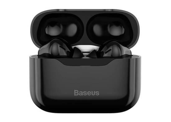 BASEUS SIMU ANC TRUE WIRELESS EARPHONE S1 BLACK NGS1-01